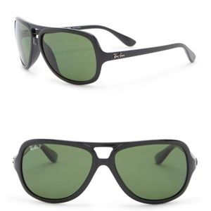 Ray-Ban 59mm Pilot Aviator Sunglasses 4162